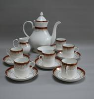 Royal Grafton Bone China Coffee Set in the Majestic Design (2 of 6)