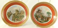 Pair of 19th Century Prattware Dishes