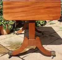 Solid Mahogany 1820s End Support Sofa Table in Excellent Condition (3 of 7)