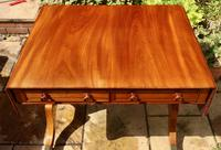 Solid Mahogany 1820s End Support Sofa Table in Excellent Condition (6 of 7)