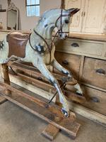 Antique Rocking Horse (2 of 9)