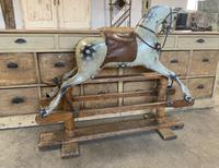Antique Rocking Horse (3 of 9)