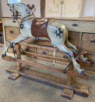 Antique Rocking Horse (7 of 9)