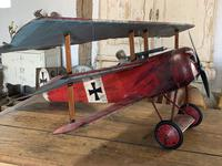 Scatch Built Red Baron's Triplane (5 of 8)