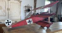 Scatch Built Red Baron's Triplane (7 of 8)