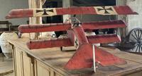 Scatch Built Red Baron's Triplane (2 of 8)