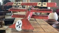 Scatch Built Red Baron's Triplane (3 of 8)