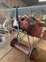 Scatch Built Red Baron's Triplane (4 of 8)
