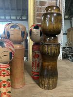 Collection of 22 Japanese Kokeshi Wooden Dolls (4 of 8)