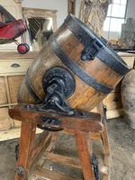 Butter Churn with Stand 1930s (2 of 6)