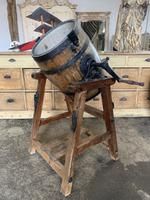 Butter Churn with Stand 1930s (3 of 6)