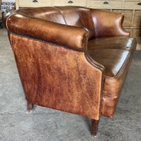 Vintage Dutch Leather Sofa (5 of 7)
