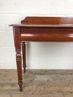 Antique Victorian Mahogany Console Table (6 of 11)
