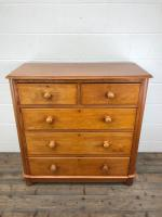 Antique Victorian Chest of Drawers (3 of 13)