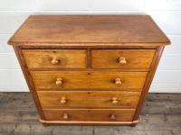 Antique Victorian Chest of Drawers (4 of 13)