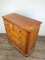 Antique Victorian Chest of Drawers (9 of 13)