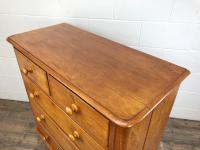 Antique Victorian Chest of Drawers (10 of 13)