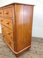 Antique Victorian Chest of Drawers (11 of 13)