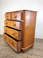 Antique Victorian Chest of Drawers (12 of 13)