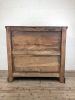 Antique 18th Century Jacobean Style Oak Chest of Drawers (13 of 13)