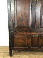 17th Century Joined Oak Cupboard (3 of 12)