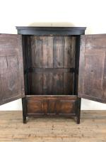 17th Century Joined Oak Cupboard (4 of 12)