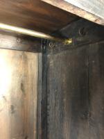 17th Century Joined Oak Cupboard (6 of 12)