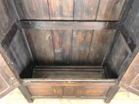 17th Century Joined Oak Cupboard (7 of 12)