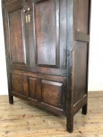 17th Century Joined Oak Cupboard (10 of 12)