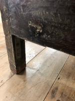 17th Century Joined Oak Cupboard (12 of 12)