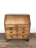 Early 19th Century Pale Oak Bureau (2 of 12)