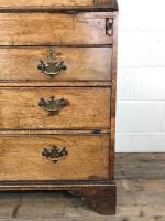 Early 19th Century Pale Oak Bureau (3 of 12)