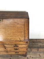 Early 19th Century Pale Oak Bureau (5 of 12)