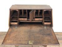 Early 19th Century Pale Oak Bureau (8 of 12)