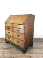 Early 19th Century Pale Oak Bureau (9 of 12)