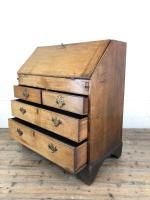 Early 19th Century Pale Oak Bureau (11 of 12)