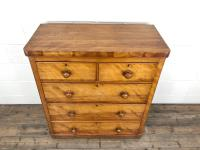 Victorian Satinwood Chest of Drawers (12 of 12)