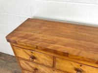 Victorian Satinwood Chest of Drawers (5 of 12)