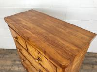 Victorian Satinwood Chest of Drawers (9 of 12)