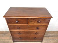 Large Victorian Mahogany Chest of Drawers (3 of 12)