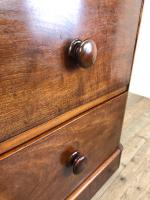 Large Victorian Mahogany Chest of Drawers (6 of 12)