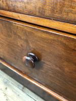 Large Victorian Mahogany Chest of Drawers (7 of 12)