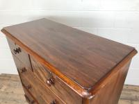 Large Victorian Mahogany Chest of Drawers (9 of 12)