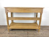19th Century Pine Washstand with Drawers (2 of 11)