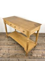 19th Century Pine Washstand with Drawers (10 of 11)