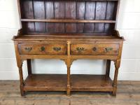 18th Century Oak Pot Board Dresser (2 of 13)