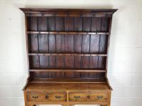 18th Century Oak Pot Board Dresser (3 of 13)