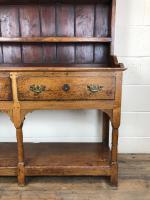 18th Century Oak Pot Board Dresser (4 of 13)