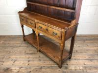 18th Century Oak Pot Board Dresser (8 of 13)