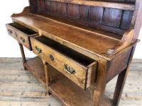 18th Century Oak Pot Board Dresser (11 of 13)